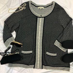 🛍Sejour Cardigan cotton blend 2X sweater A29